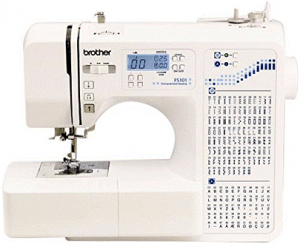 Computerized Brother FS101 Sewing Machine