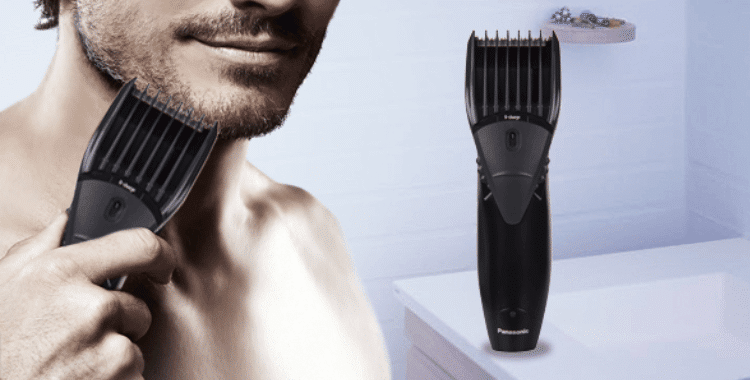 Panasonic ER-207-WK-44B Men's Beard and Hair
