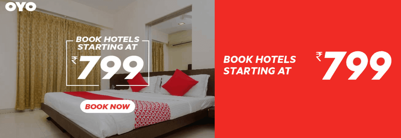 Oyo Room Offers
