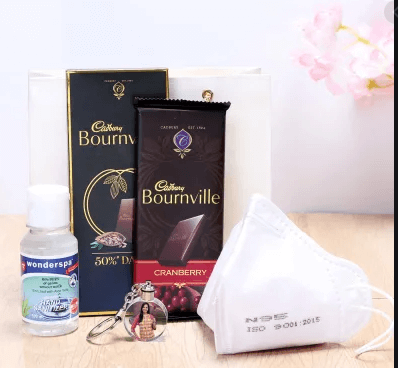 IGP Personalized Wellness Hamper in Gift Bag