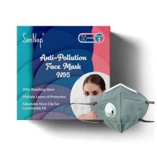 Anti-pollution N95 Face Mask